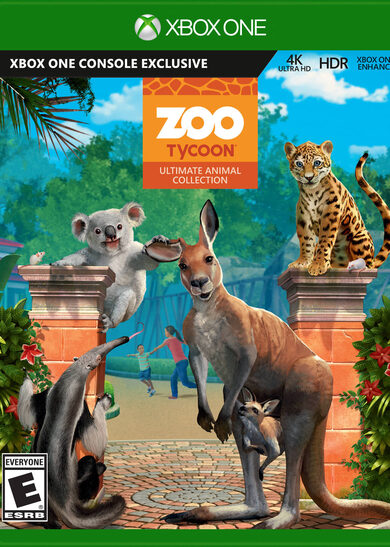 Zoo Tycoon: Ultimate Animal Collection (Xbox One) Xbox Live Key UNITED STATES