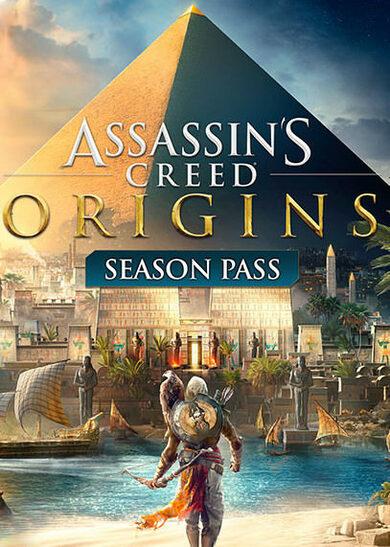Assassin's Creed: Origins - Season Pass (DLC) Uplay Key EUROPE