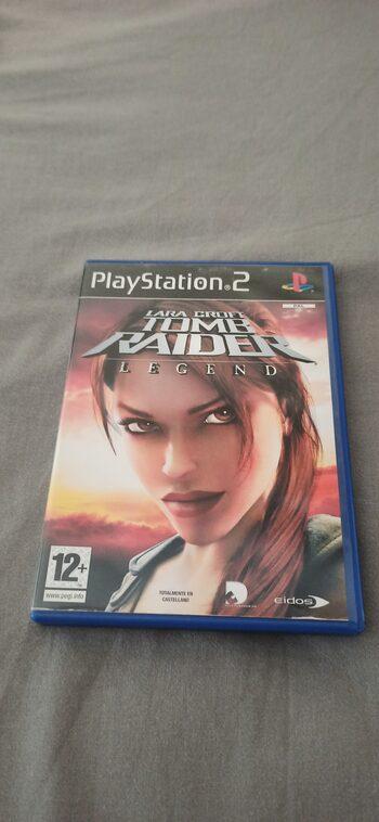 Tomb Raider: Legend PlayStation 2