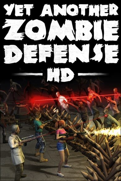 Yet Another Zombie Defense HD Steam Key GLOBAL