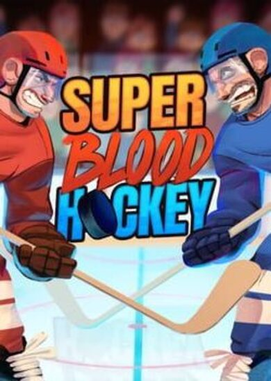 Super Blood Hockey Steam Key GLOBAL