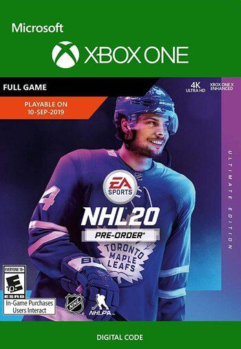NHL 20: Ultimate Edition XBOX LIVE Key UNITED STATES