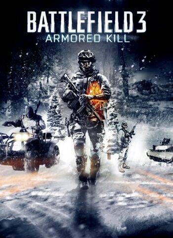 Battlefield 3: Armored Kill (DLC) Origin Key GLOBAL