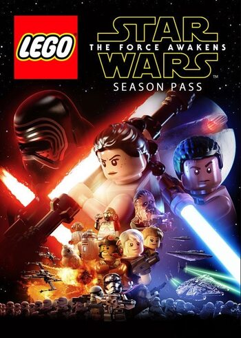 LEGO Star Wars: The Force Awakens - Season Pass (DLC) Steam Key GLOBAL