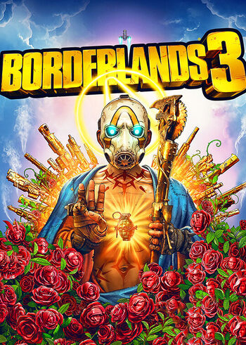 Borderlands 3 Epic Games Key NORTH AMERICA
