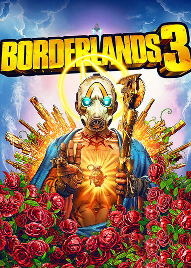 Borderlands 3 Epic Games Key EUROPE