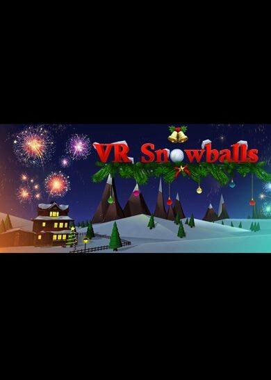 VR Snowballs Steam Key GLOBAL