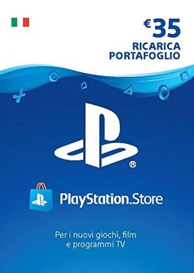 PlayStation Network Card 35 EUR (IT) PSN Key ITALY