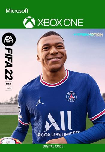 FIFA 22 Standard Edition (Xbox One) XBOX LIVE Key UNITED STATES