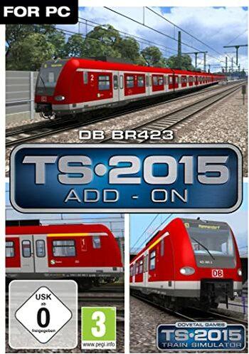 Train Simulator: DB BR423 EMU (DLC) Steam Key GLOBAL