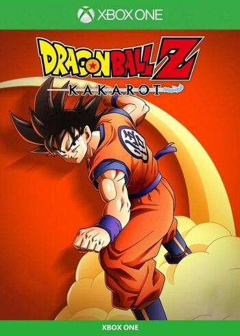 Dragon Ball Z: Kakarot (Xbox One) Xbox Live Key EUROPE
