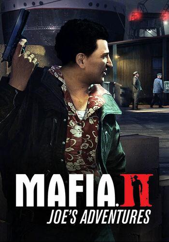 Mafia II - Joes Adventures (DLC) Steam Key EUROPE