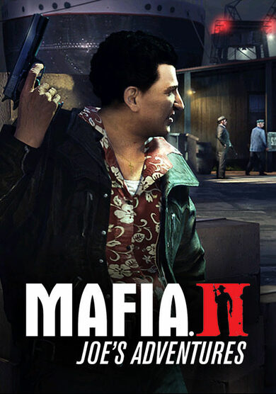 Mafia II - Joes Adventures (DLC) Steam Key EUROPE