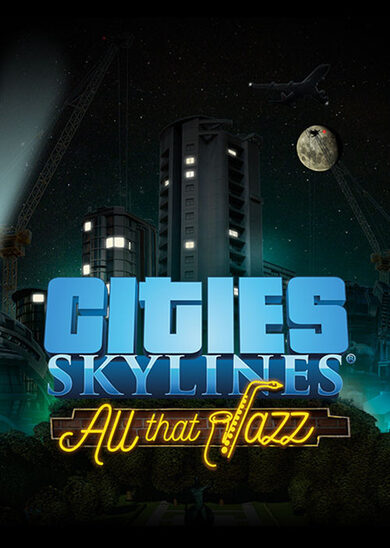 Cities: Skylines - All That Jazz (DLC) Steam Key GLOBAL