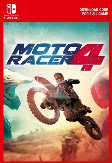 Moto Racer 4 (Nintendo Switch) eShop Key EUROPE