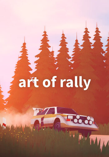 Art of Rally Steam Key GLOBAL
