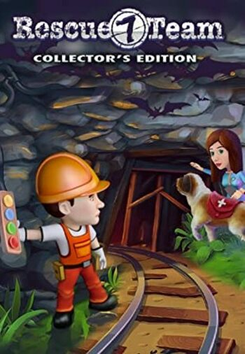 Rescue Team 7 Collector's Edition Steam Key GLOBAL