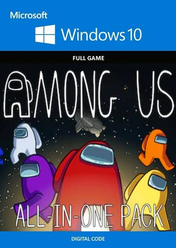 Among Us - All in One Pack - Windows 10 Store Key EUROPE