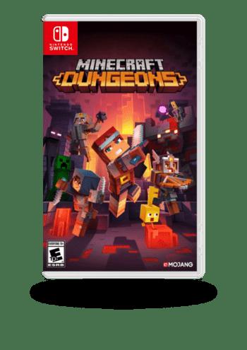 Minecraft: Dungeons Nintendo Switch