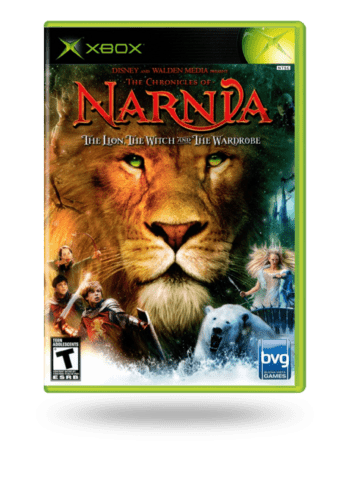 The Chronicles of Narnia: The Lion, The Witch, and The Wardrobe Xbox