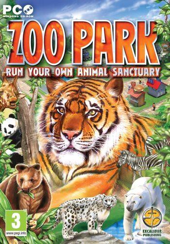 Zoo Park Run Your Own Animal Sanctuary Steam Key GLOBAL