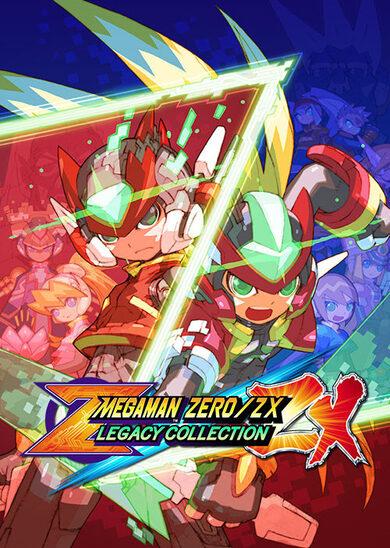 Mega Man Zero/ZX Legacy Collection Steam Key GLOBAL