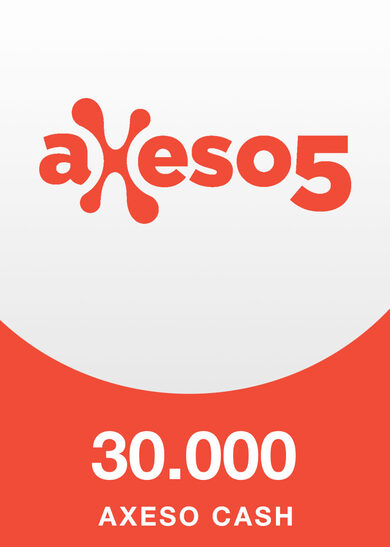 30000 Axeso Cash Key GLOBAL