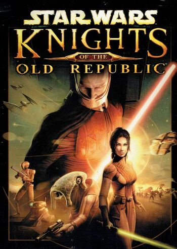 Star Wars: Knights of the Old Republic Steam Key GLOBAL