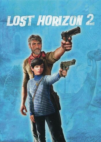 Lost Horizon 2 Steam Key GLOBAL