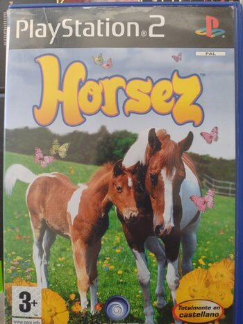 Horsez PlayStation 2