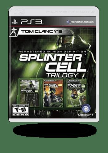 Tom Clancy's Splinter Cell Classic Trilogy HD PlayStation 3