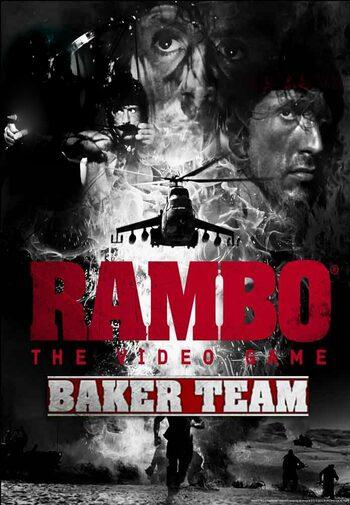 Rambo The Video Game + Baker Team (DLC) Steam Key GLOBAL