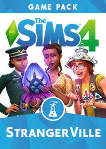 The Sims 4: StrangerVille (DLC) Origin Key GLOBAL