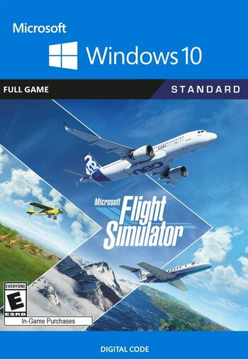 Microsoft Flight Simulator - Windows 10 Store clé GLOBAL