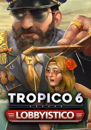 Tropico 6: Lobbyistico (DLC) Steam Key GLOBAL