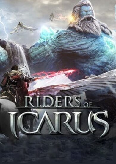 Riders of Icarus - Silver Laiku Mount (DLC) Steam Key GLOBAL