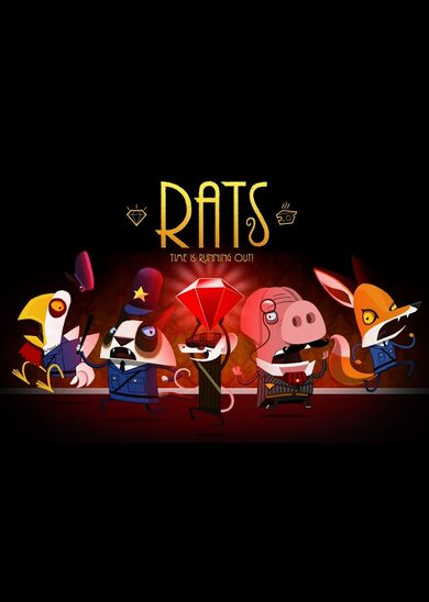 Rats - Time is running out! Steam Key GLOBAL