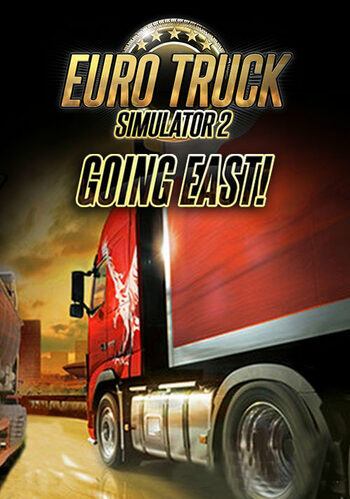 Euro Truck Simulator 2 - Going East (DLC) Steam Key GLOBAL