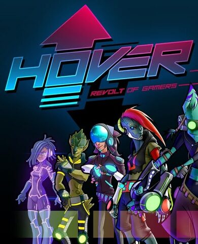 Hover: Revolt of Gamers Steam Key GLOBAL