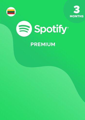 Spotify Premium 3 Mėnesių Raktas LIETUVA