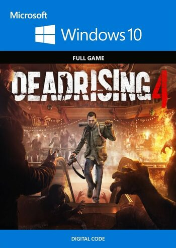Dead Rising 4 - Windows 10 Store Key UNITED STATES