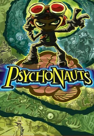 Psychonauts Steam Key GLOBAL