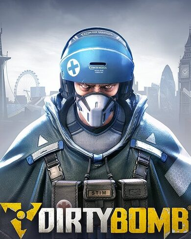 Dirty Bomb - Booster Pack and 3 Mercs (DLC) Steam Key GLOBAL