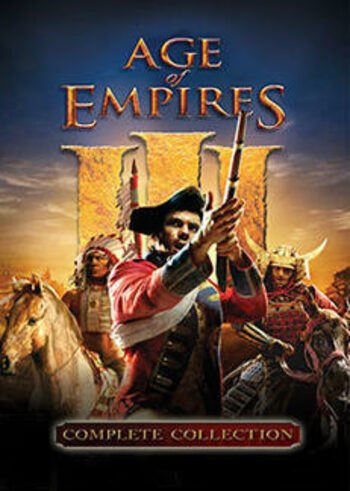 Age of Empires III: Complete Collection Steam Key GLOBAL