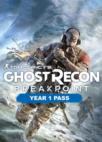 Tom Clancy's Ghost Recon: Breakpoint - Year 1 Pass (DLC) Uplay Key EUROPE