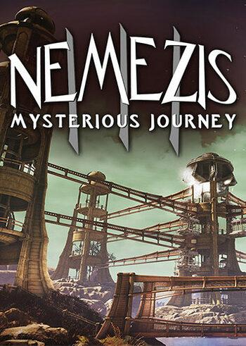 Nemezis: Mysterious Journey III Steam Key GLOBAL