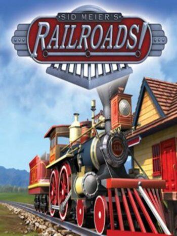 Sid Meier's Railroads Gog.com Key GLOBAL