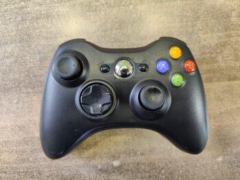 Xbox 360 Belaidis originalus pultelis juodas