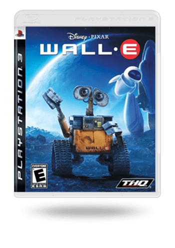 WALL-E: The Video Game PlayStation 3