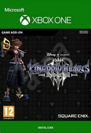 KINGDOM HEARTS III Re Mind (DLC) (Xbox One) Xbox Live Key UNITED STATES